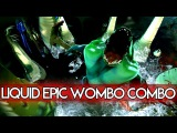 Liquid EPIC WOMBO COMBO vs. LGD Dota 2