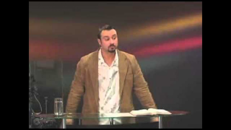 Андрей Шаповалов-Проклят надеющийся на человека