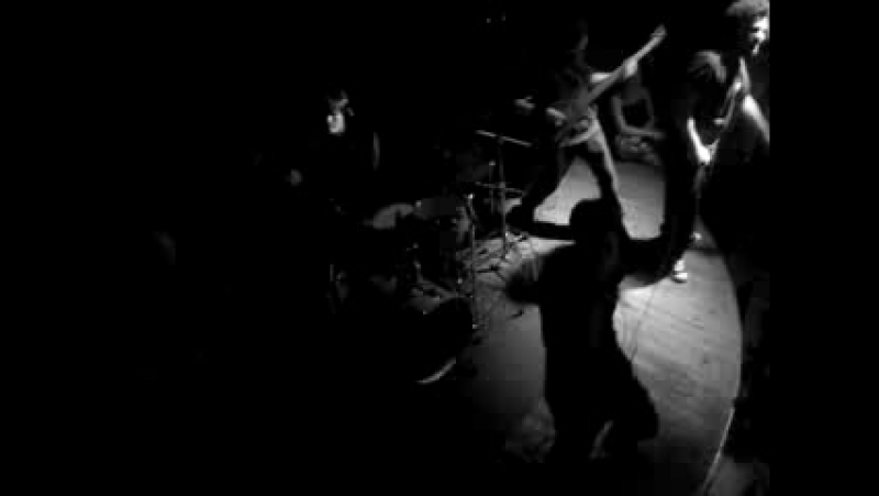 Resist Idol - Lurid Sunset Of Nuclear Winter live @ Mod (St. Petersburg, Russia) (13.04.2009)