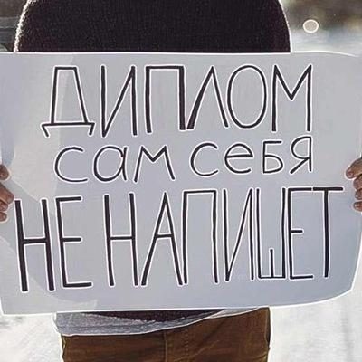 Дипломные Прикладная информатика в экономике ВКонтакте