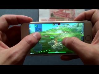Новый iPhone 6S за 6990 руб.  (Реплика) (ссылка в описании к видео)