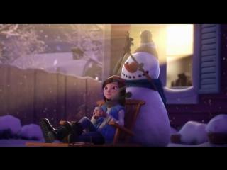 Лучшие Мультфильмы   Лили и Снеговик  ( Новые Мультики 2015 ) HD [HD, 720p]