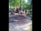 Велоточка. Детский памп-трек.