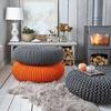 Магазин ручной работы ХУРМА | вязаные ковры пуфы