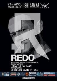 21/04 REDO @ Banka Soundbar (Спб)