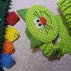 Фетринка. Развивающие книжки и игрушки из фетра