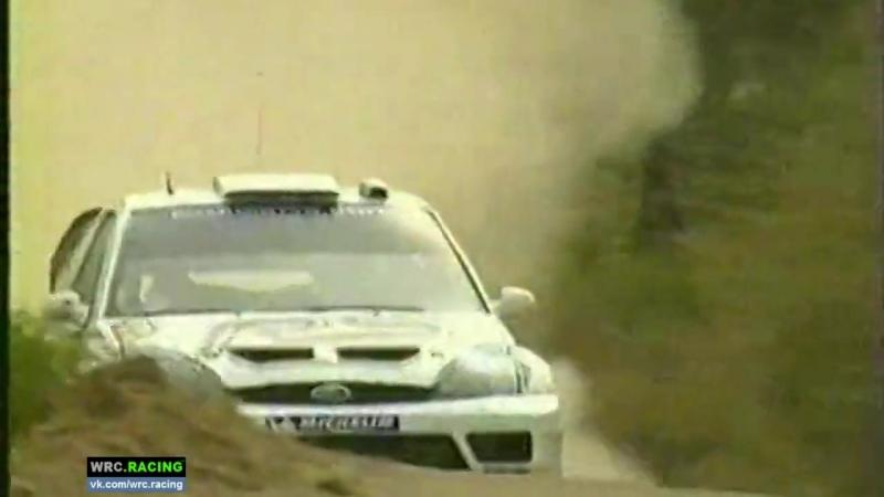 WRC 2003. Этап 5. Обзор Ралли Аргентины