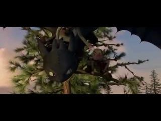 Трейлер 2 Звездные войны 7: Пробуждение силы - Как приручить дракона