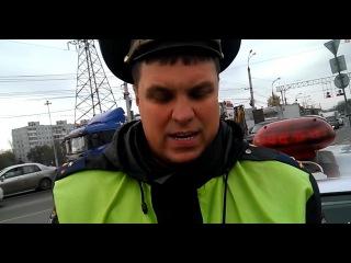Беспредел ДПС Гаишник поломал машину. Приглашение на суд