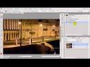 Обработка ночной фотографии в фотошопе | Устранение недостатков на изображении