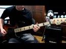 Highway Star - Deep Purple Bass Cover