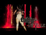Violin in the Fountain! (2011) - Thunderstruck Remix Caitlin De Ville