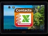 Как легко сохранить контакты из Андроид