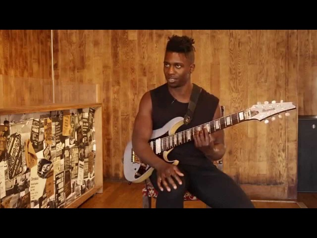 Guitar Lesson: Tosin Abasi - Tapping with chords