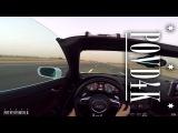 POV Driving - Audi R8 Spyder Quattro - Amazing Roads in Dubai 4K Video