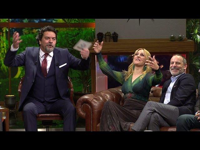 Beyaz Show - Meryem Uzerlinin deyimlerle komik imtihanı!