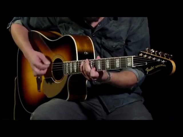 Fender Kingman ASCE | Fender