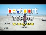 Beatport Chart TOP 40 EDM Songs &amp DJ Tracks (10-16 Apr 2016)
