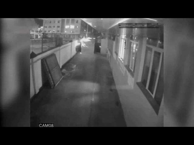 Ликвидация боевиков в Доме печати в Грозном попала на видео. Россия новости.