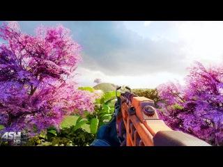 Black Ops 3 Gun Sync #8 - HARI KARI