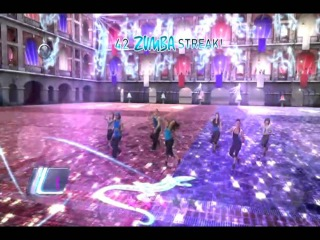 Zumba Fitness World Party Echa Pa'lla
