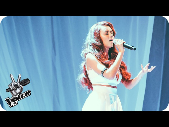 Lydia Lucy performs 'I'll Be There': The Live Semi-Final - The Voice UK 2016