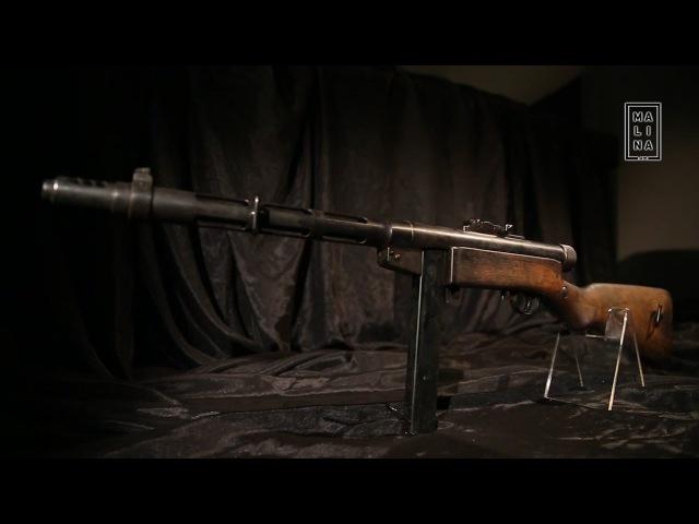Финское оружие времён Зимней войны пистолеты-пулемёты Suomi М31 и Suomi Korsu