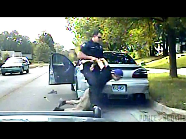 Dashcam Shows Cop Tasering Teen Bryce Masters Into Coma
