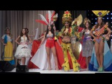 Miss Intercontinental 2015 Pageant - National Costume Round Video 1 of 4