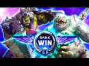 RANK WIN HENGEST TRIKSLYR Heroes of the Storm Hero League Gameplay