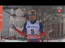 Petter Northug wins sprint C gets 1st victory of the season Drammen 2016