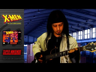X-Men Mutant Apocalypse - Gambit Theme (GuitarDreamer)