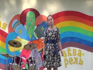 01541 (5) 12 июня 2016 год. Пинега. Даша Першина из Русковеры.