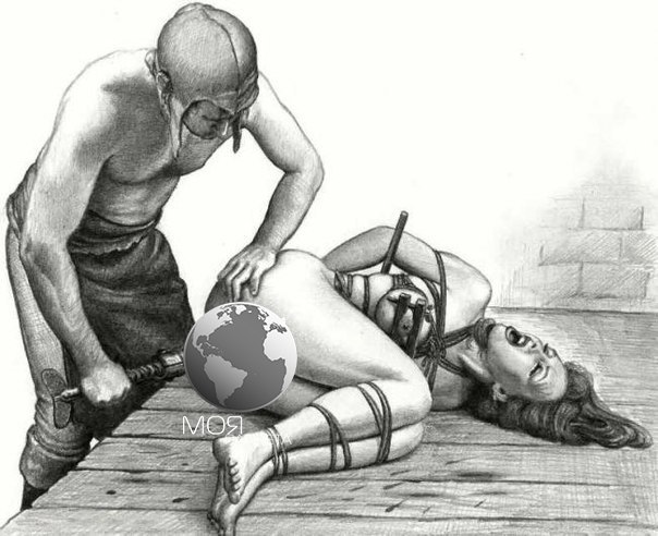 Жуткие пытки средневековья!Даже трудно представить такое!