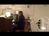 И.С.Бах, Хоральная прелюдия ля минор «Wer nur den lieben Gott läßt walten» BWV 642