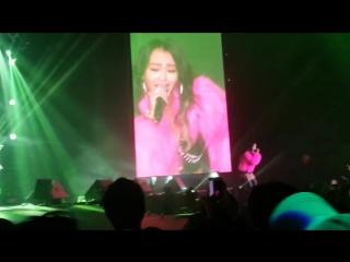 [FANCAM] 151128 Unpretty Rapstar2 Concert. #Hyolyn #Hyorin 짱짱~~(1)