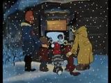 Мультфильм Простоквашино Prostokvashino серия Зима в Простоквашино