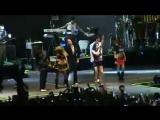 RBD Empezar desde cero concert romania Parte 16