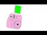 Polaroid Camera Transition Green Screen (1)