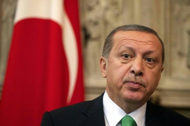 Эрдоган прокомментировал теракты в Брюсселе