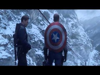 Баки(Джеймс Баренс) и Капитан Америка(Стив Роджерс)-Как жить не пряча глаз