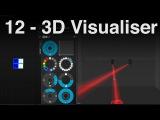3D Visualiser  ADJ MyDMX 2.0 Tutorial 12