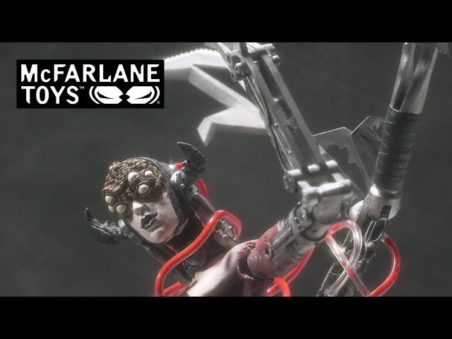 Mcfarlane Toys. Clive Barker's tortured souls 2: the fallen, Szaltax (17)