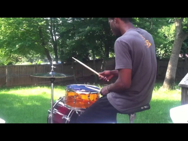 Hi-Hat, Snare, Bass Drum Freestyle