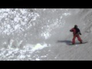 Kamchatka Heliboarding. Avalanche! Run Rabbit Run! // Хелибординг на Камчатке. Лавина!