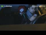 Страшный Клоун в Машине Пранк!
