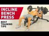 Наклонный жим лежа в тренажере - техника выполнения упражнения (FitABS - Exercise Guide)