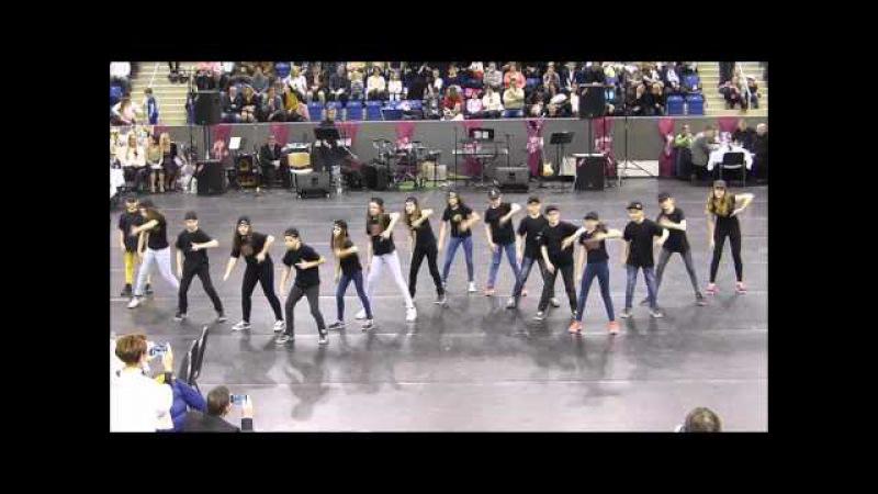 21-Hipp-hopp dance 5.C, Bíró Lajos Általános Iskola, Alapítványi Bál, 2016.02.27.