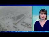 Штормовое предупреждение в Оренбурге