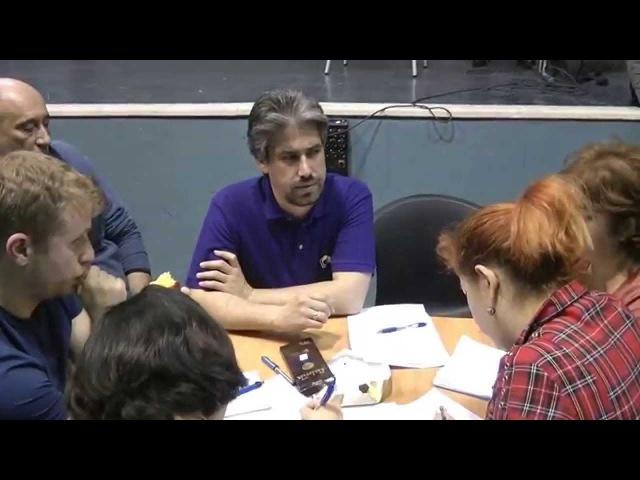 Предложение руки на Тель Авивской лиге ЧГК Айсман Элинор 19 апреля 2015